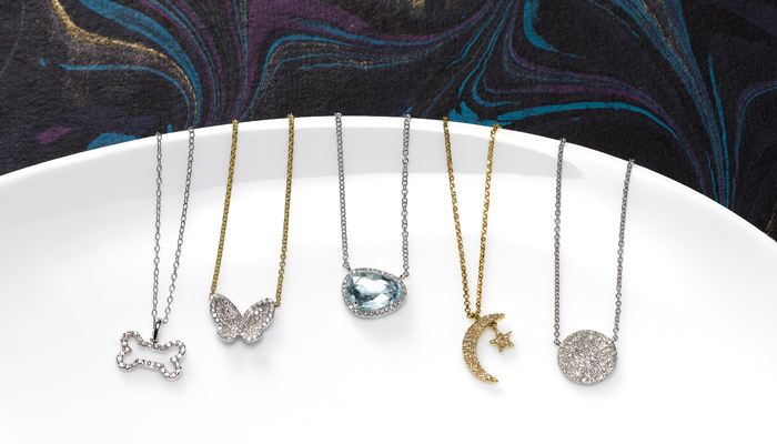 738586508 These special pendants can be worn alone or look great layered